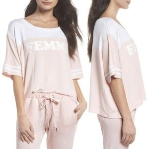 The Laundry Room Team Femme Baggy Tee XS